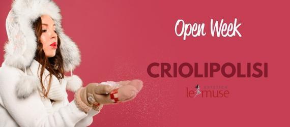 openweek criolipolisi estetica le muse rovigo centro estetico