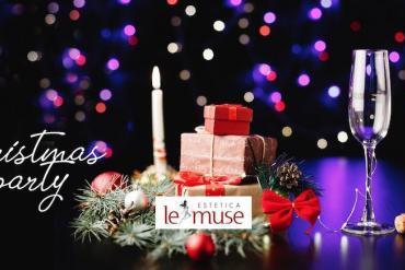 christmas party estetica le muse rovigo 2019
