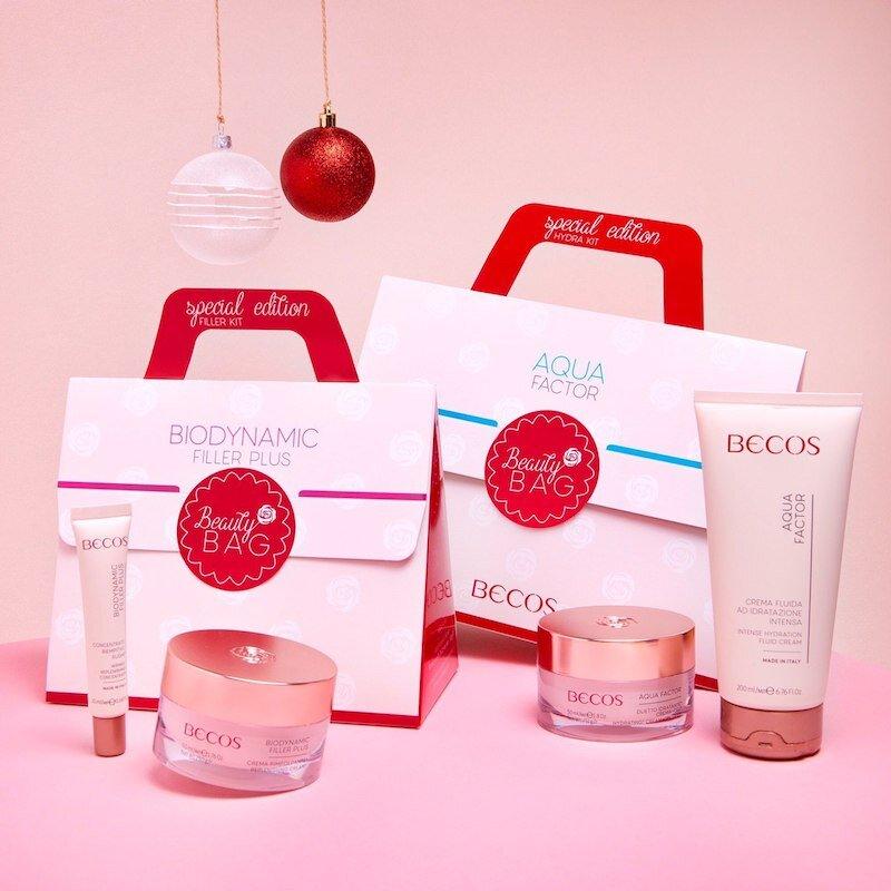 kit becos trattamenti estetici sconto Natale estetica le muse a Rovigo