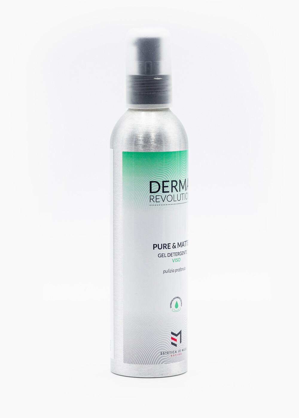pure-and-matte-gel-detergente-viso-estetica-le-muse-second